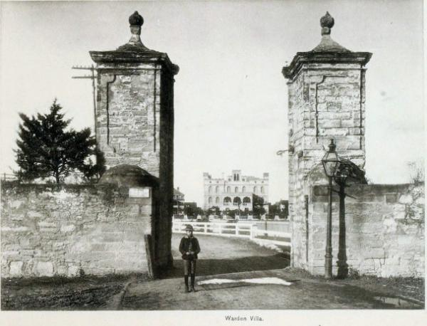 Old City Gate, St. Augustine, Fla