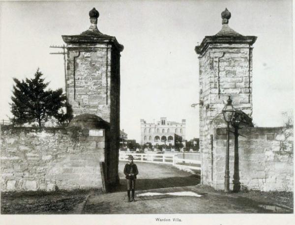 Old City Gate, St. Augustine, Fla