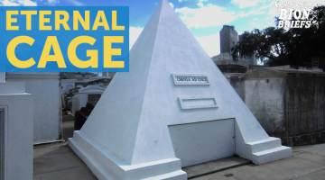 nic cage pyramid tomb