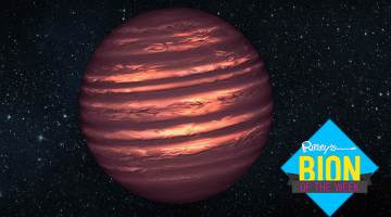 Massive planet discovered