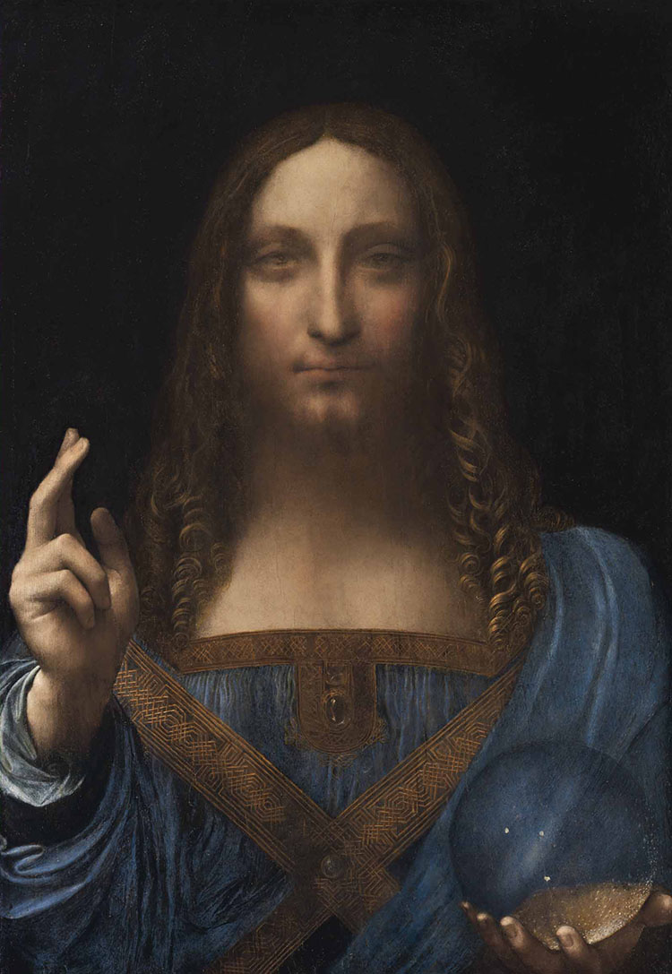 salvator mundi most expensive painting