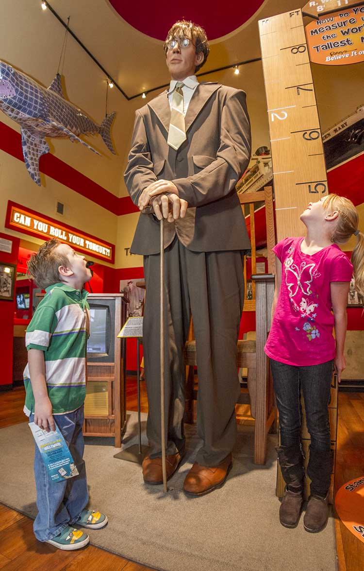 The Tallest Man in the World Ever: Robert Wadlow ...
