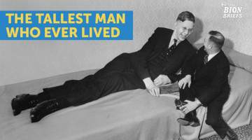 tallest man robert wadlow