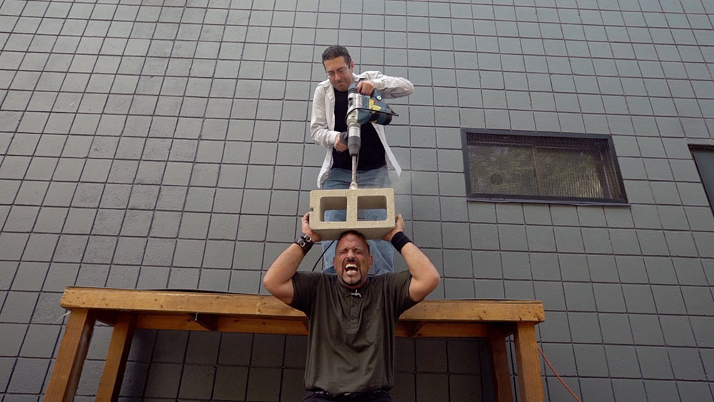 hammerhead stunt