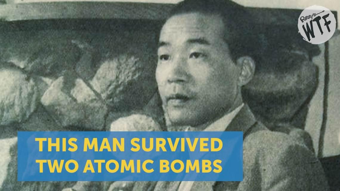 survived atomic bombs
