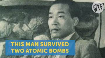 survived atomic bombs
