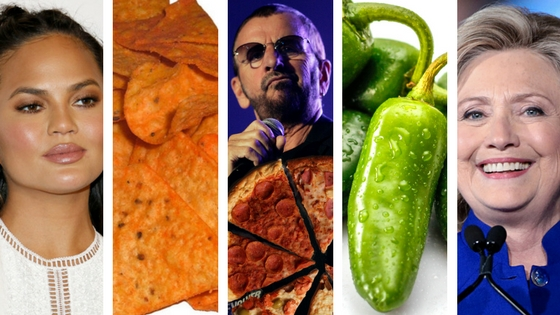 History's Strangest Celebrity Eating Habits