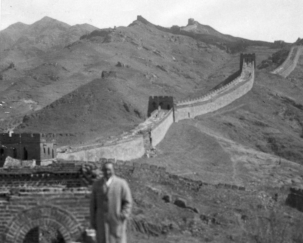 robert ripley great wall of china