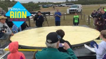 largest key lime pie