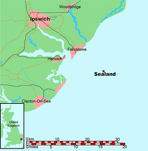 seland map