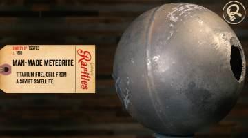man-made meteorite