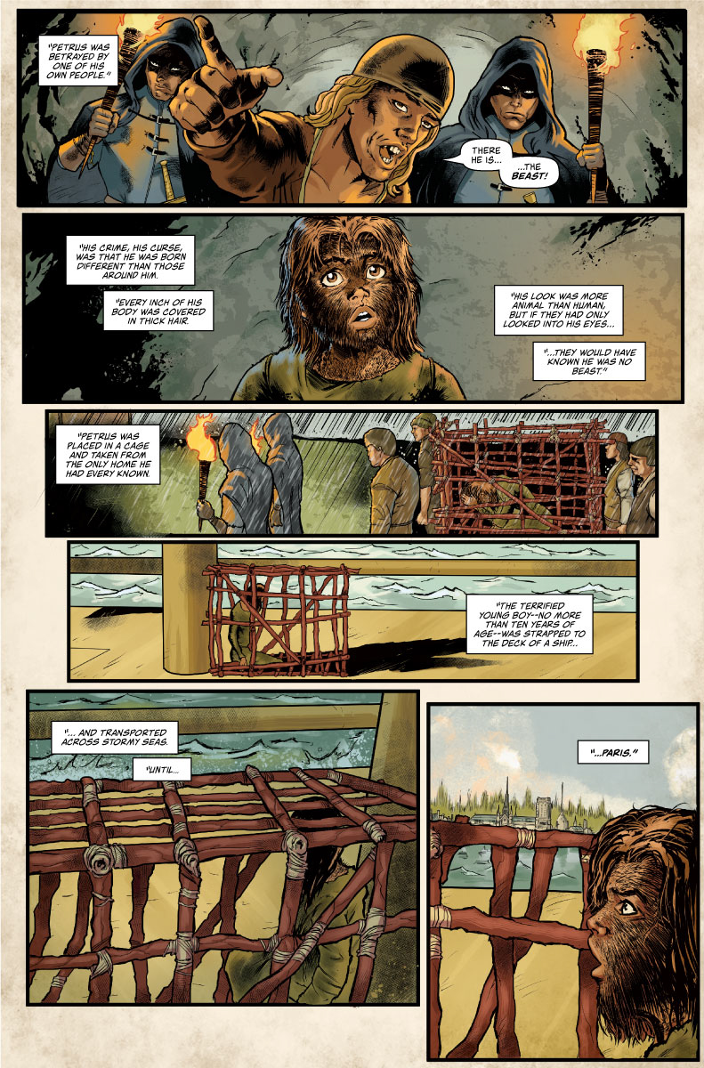 beauty and the beast page 5