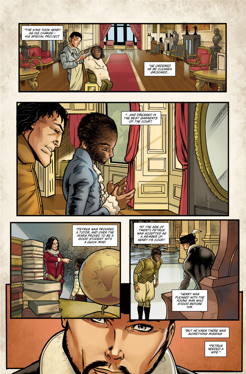 beauty and the beast page 7