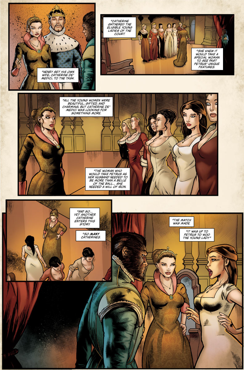 beauty and the beast page 8