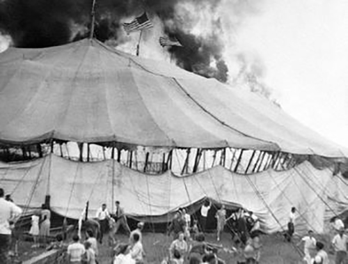 circus fire