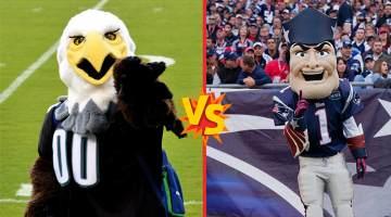 mascot battle