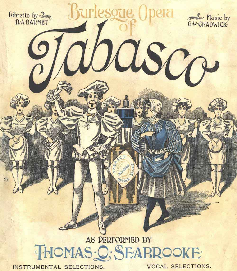 tabasco opera