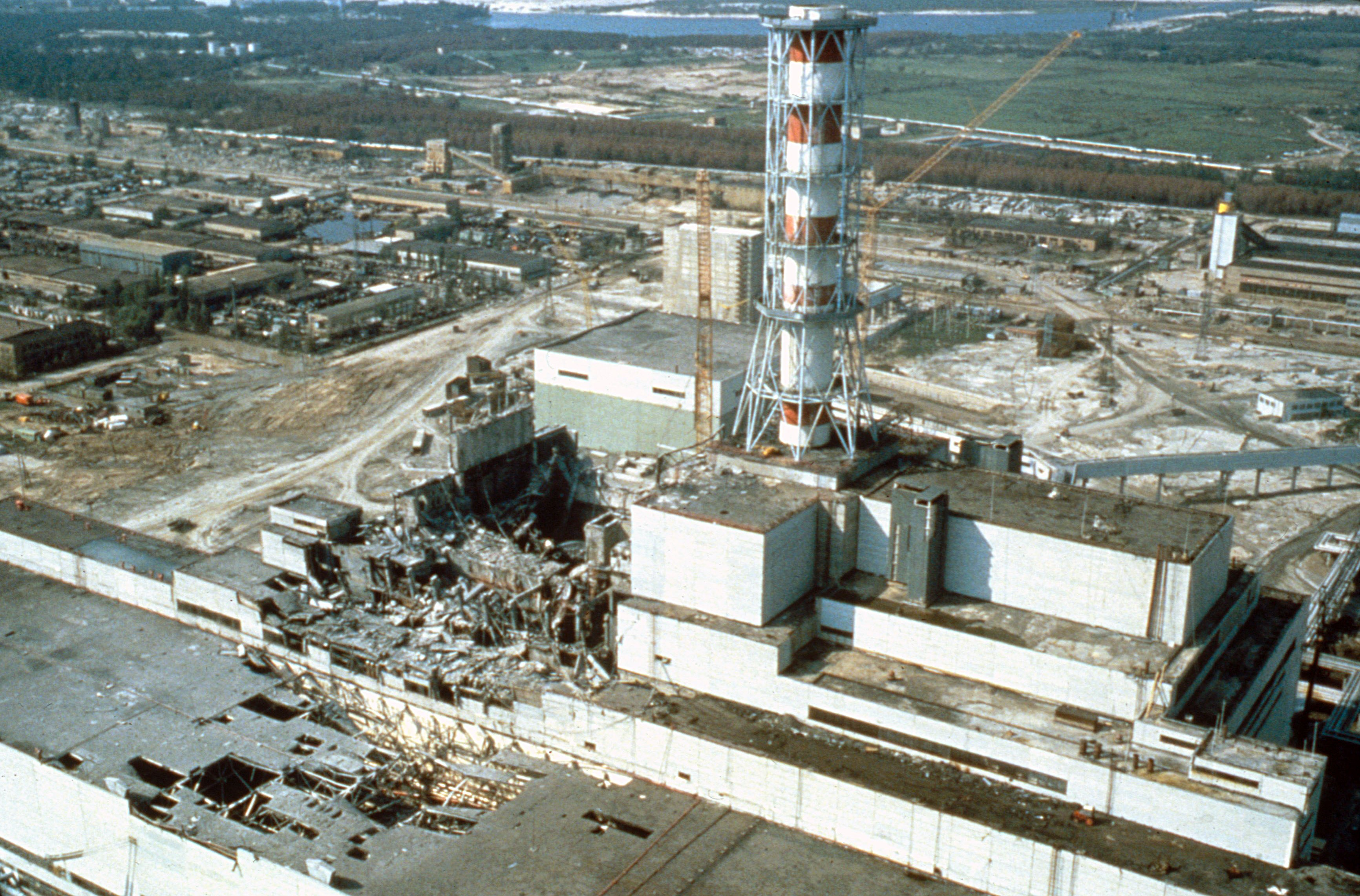 chernobyl nuclear power plant accident The chernobyl disaster was a nuclear accident that occurred on 26 april 1986 at the chernobyl nuclear power plant in the ukrainian soviet socialist republic (then part of the soviet union), now in ukraine.