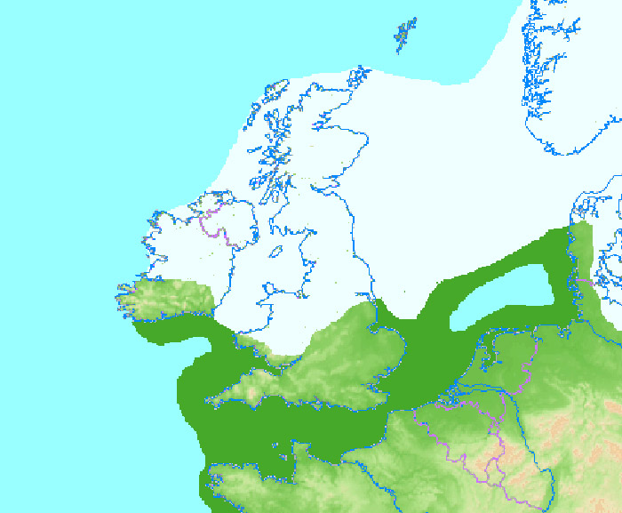 european ice age