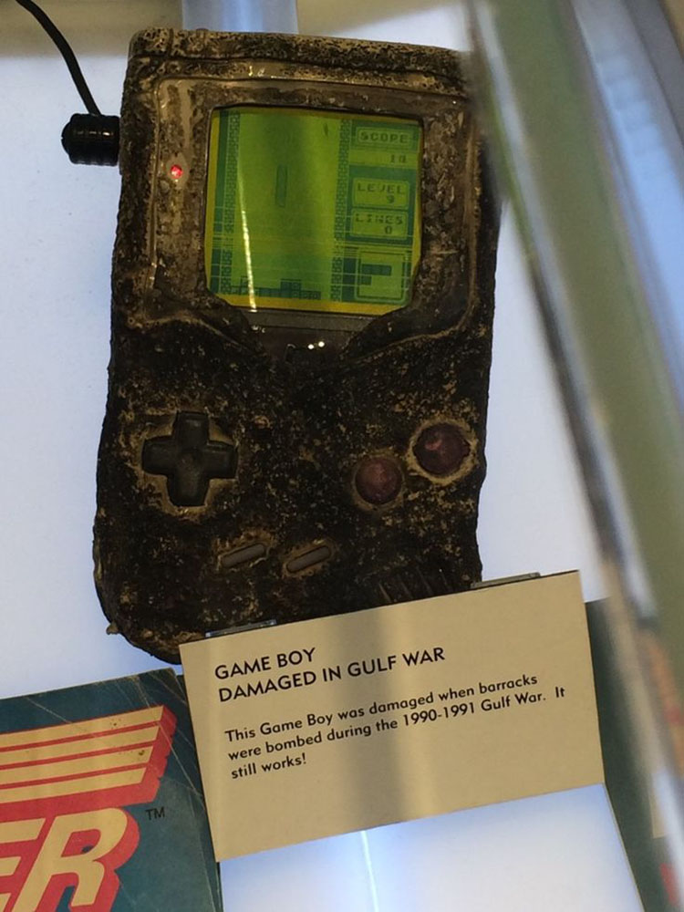 gulf war gameboy