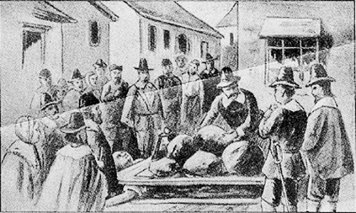giles corey salem witch trials