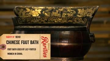 lily foot bath