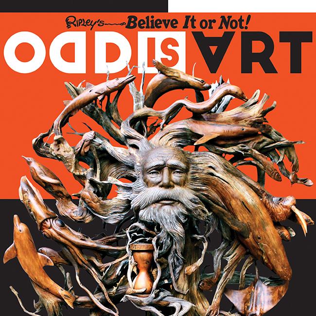 Odd is Art