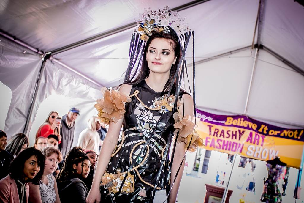 Trashy Fashion