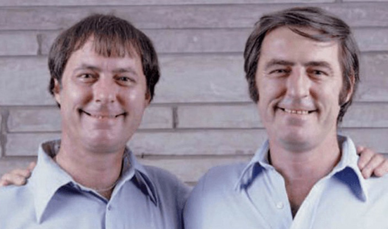 the Jim Twins, Two Estranged Twins Who Led Identical Lives