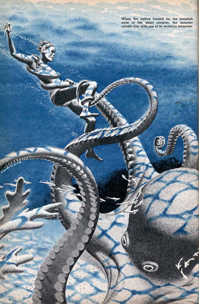 mechanix illustrated ocotpus cover