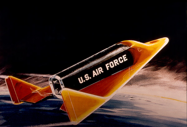 x-20 dyna-soar space plane