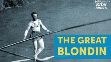 the great blondin