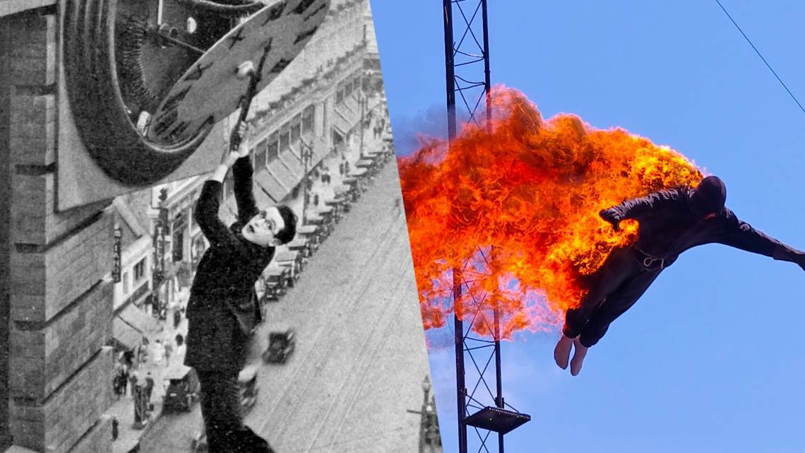 history of stuntworkers