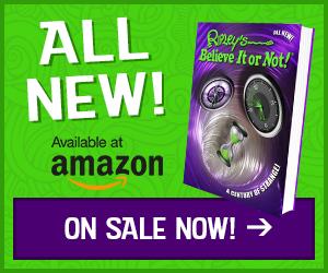 A Century of Strange! Now on Sale!