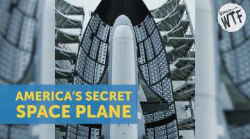 america's secret space plane