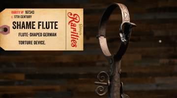 shame flute