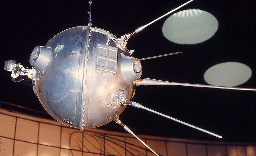 lunik satellite