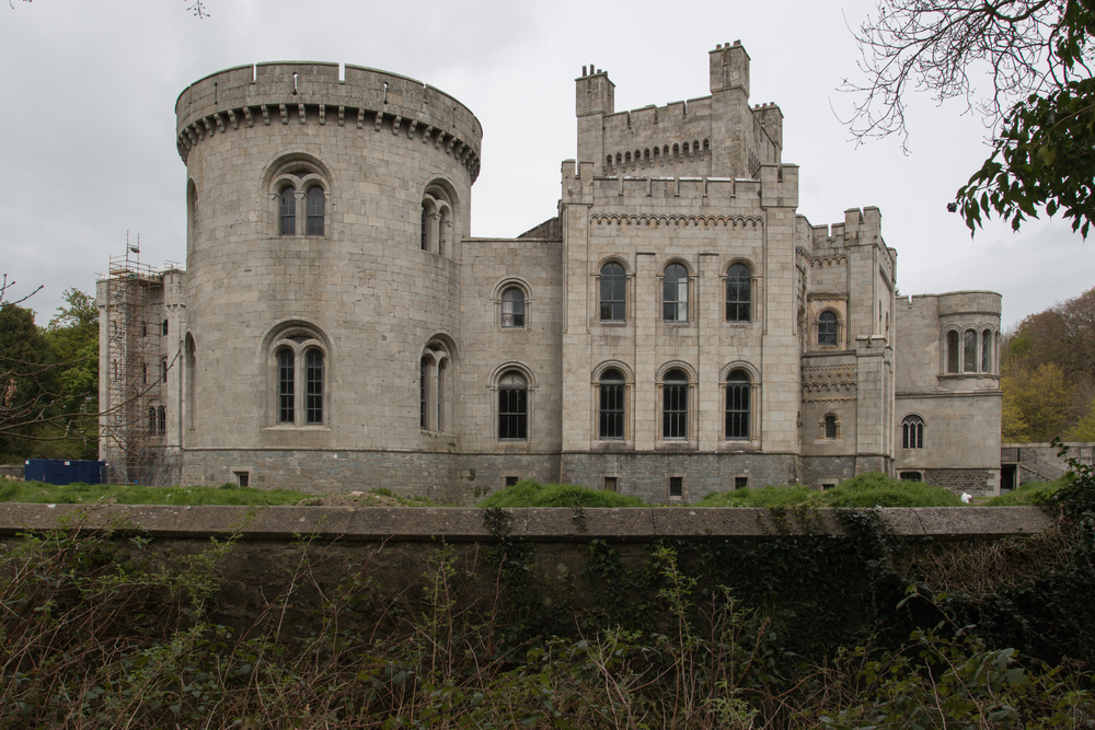 gaston castle