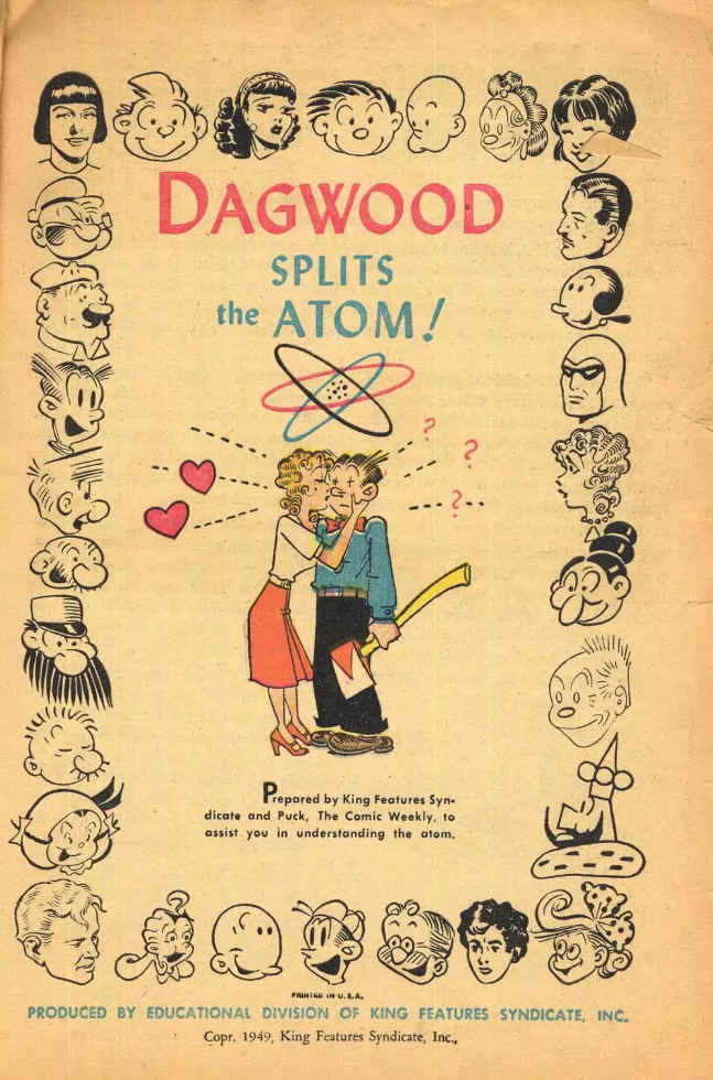 dagowood splits the atom
