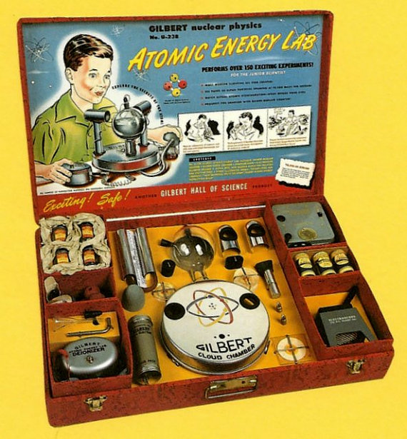 gilbert atomic energy lab