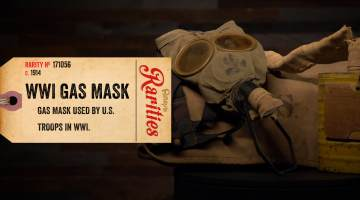world war i gas mask