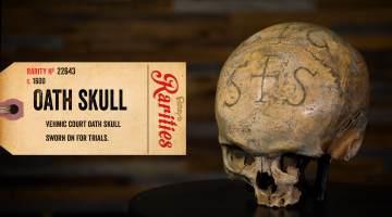 oath skull