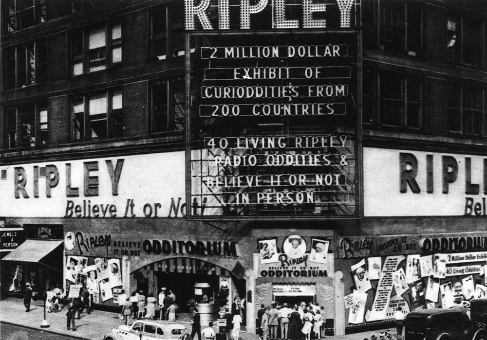 1939 New York Odditorium