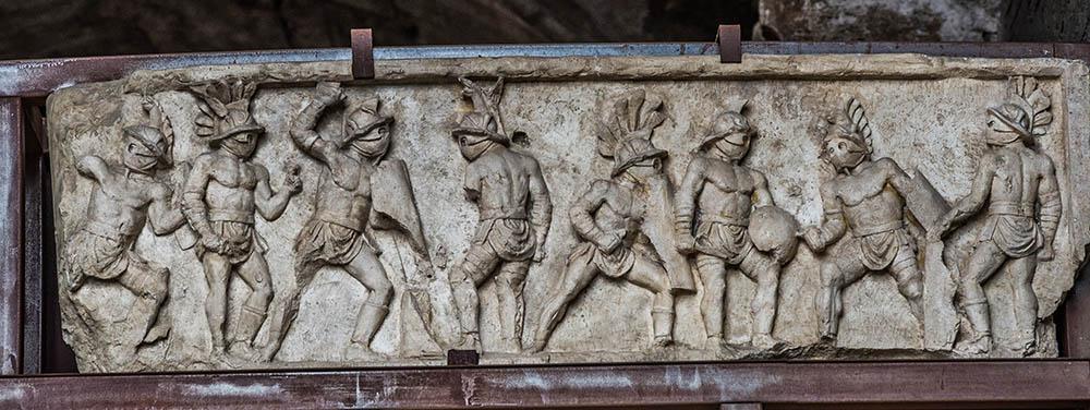 gladiator types