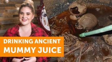 mummy juice