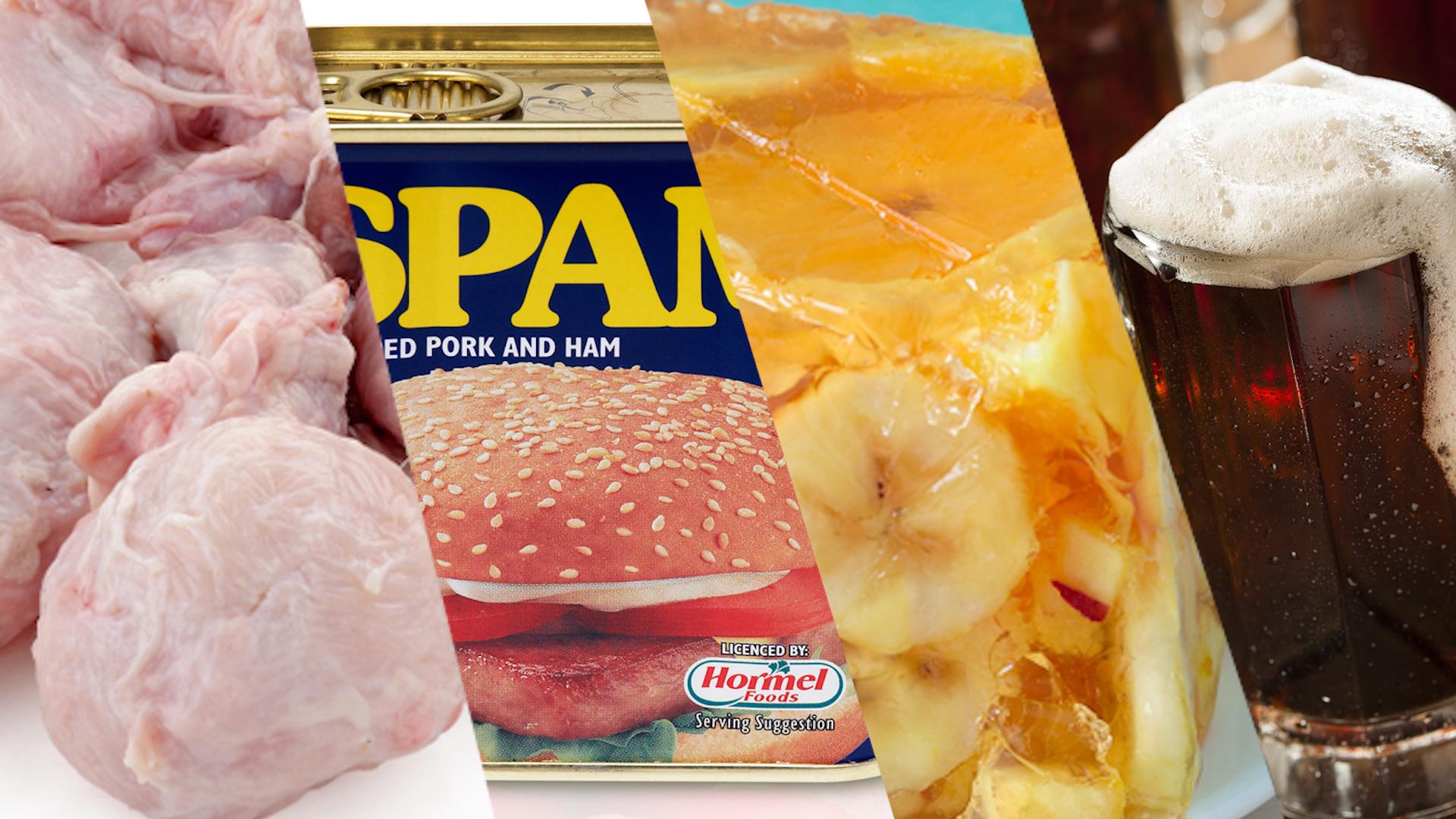 disgusting american foods