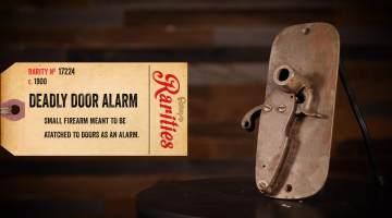 door gun alarm