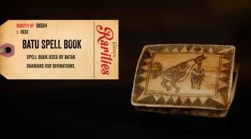 pustaha spell book