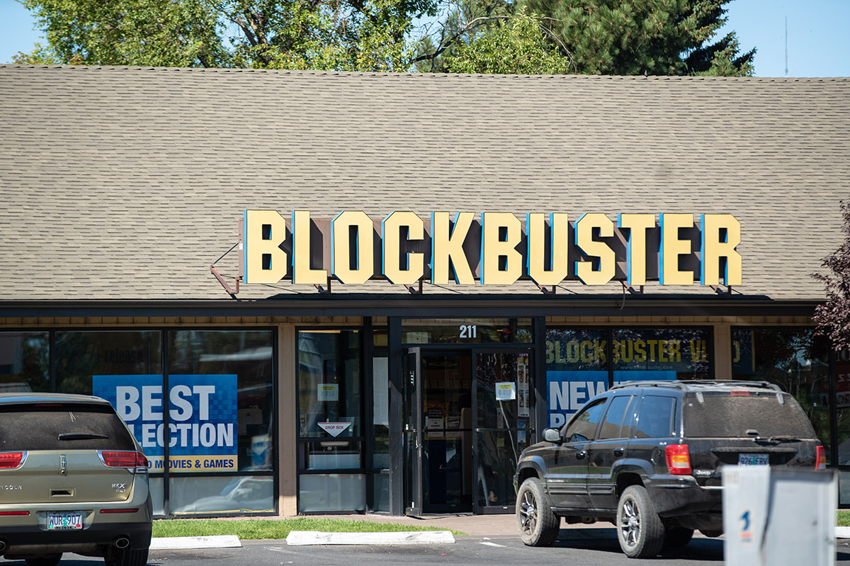 last blockbuster bend oregon