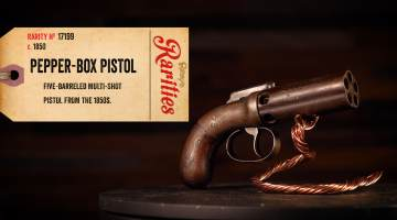pepper-box pistol
